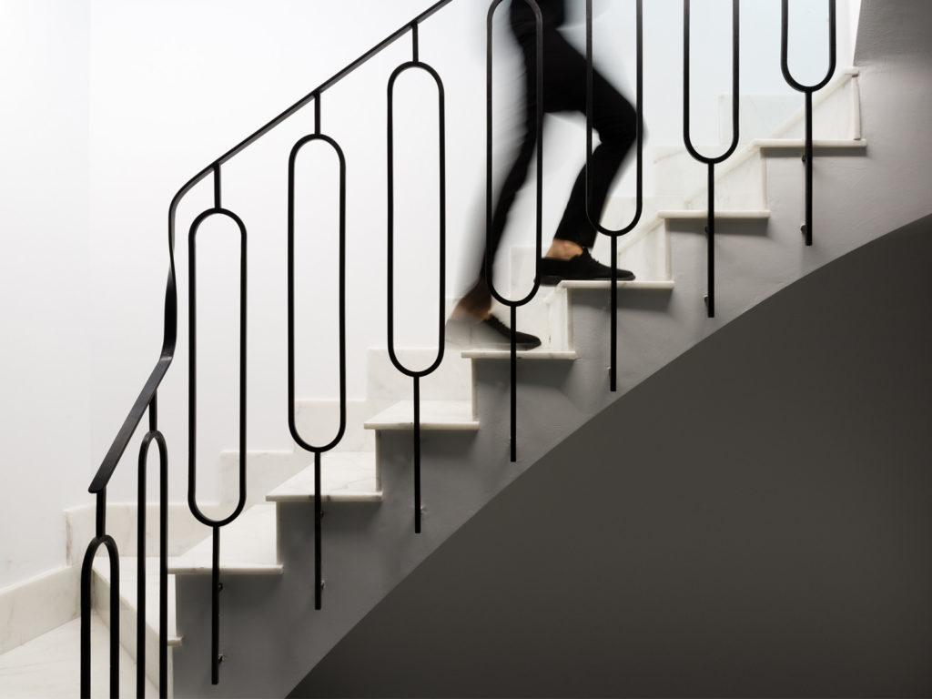 diseño de escaleras M11